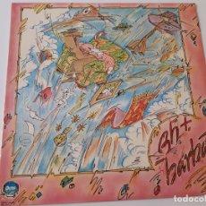 Discos de vinilo: RH+ ENRIC BARBAT - LP 1977+ ENCARTE- COMO NUEVO.. Lote 176338404