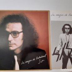 Discos de vinilo: SISA- LA MAGIA DE L´ESTUDIANT - LP 1979 + 2 ENCARTES + DOSIER DE PRENSA- VINILO COMO NUEVO.. Lote 176340289