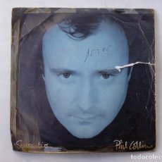 Disques de vinyle: PHIL COLLINS - SUSSUDIO / THE MAN WITH THE HORN - SINGLE. TDKDS15. Lote 176341232