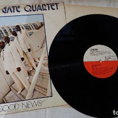 Discos de vinilo: GOLDEN GATE QUARTET · GOOD NEWS · DISCO VINILO · EDIGSA 1982 DOO WOOP. Lote 176345327