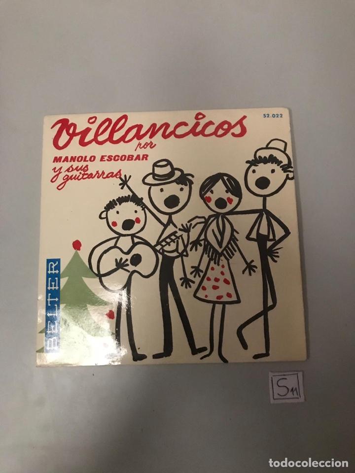 VILLANCICOS (Música - Discos - Singles Vinilo - Flamenco, Canción española y Cuplé)