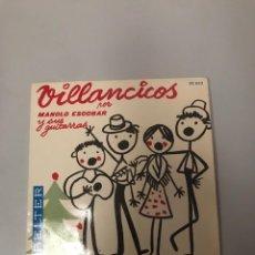 Discos de vinilo: VILLANCICOS. Lote 176349367