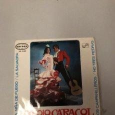 Discos de vinilo: MANOLO CARACOL. Lote 176350525