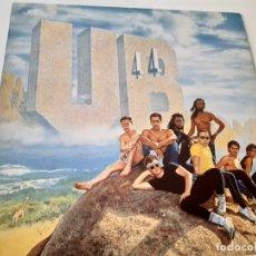 Discos de vinilo: UB 40- UB 44 - SPAIN LP 1982 + ENCARTE- VINILO COMO NUEVO.. Lote 176351983