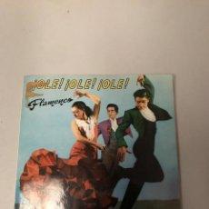 Discos de vinilo: OLE FLAMENCO. Lote 176354382