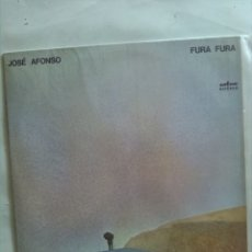 Discos de vinilo: JOSE AFONSO FURA FURA . Lote 176354587