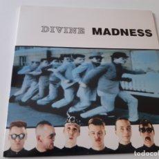 Discos de vinilo: MADNESS- DIVINE- SPAIN 2 LP 1992- VINILOS COMO NUEVOS.. Lote 176356584