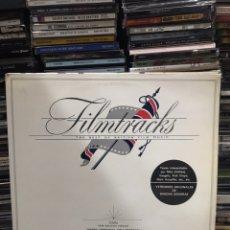 Discos de vinilo: FILM TRACKS THE BEST OF BRITISH FILM MUSIC 2 LP'S. Lote 176365008