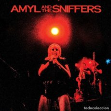 Discos de vinilo: LP AMYL AND THE SNIFFERS BIG ATTRACTION & GIDDY UP PUNK VINILO. Lote 176366712