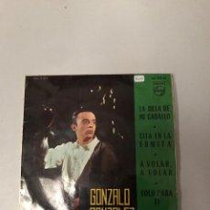 Discos de vinilo: GONZALO GONZALEZ. Lote 176375662