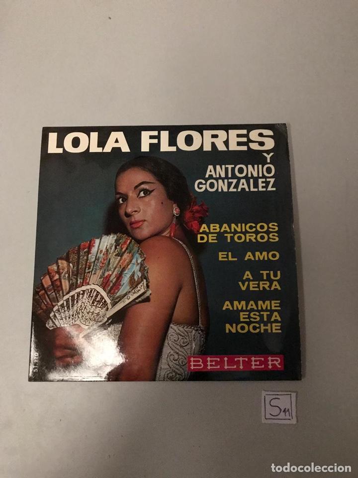 LOLA FLORES (Música - Discos - Singles Vinilo - Flamenco, Canción española y Cuplé)