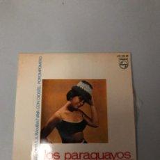 Discos de vinilo: LOS PARAGUAYOS. Lote 176388167
