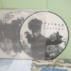 Discos de vinilo: PRINCE LET IT GO SINGLE UK 1994 PEPETO TOP. Lote 176391234