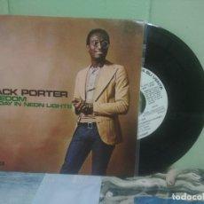 Discos de vinilo: MACK PORTER FREDOM SINGLE SPAIN 1972 PEPETO TOP. Lote 176391997