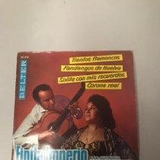 Discos de vinilo: FINITA IMPERIO. Lote 176398297