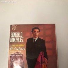 Discos de vinilo: GONZALO GONZÁLEZ. Lote 176398607