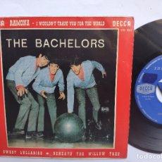 Discos de vinilo: THE BACHELORS - EP SPAIN PS - EX+ * RAMONA * 1964. Lote 176398705