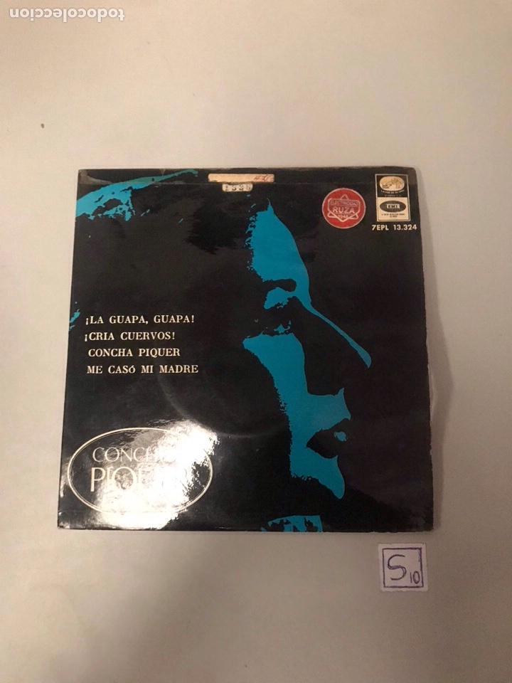 CONCHITA PIQUER (Música - Discos - Singles Vinilo - Flamenco, Canción española y Cuplé)