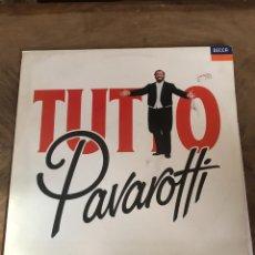 Discos de vinilo: TUTTO PAVAROTTI. Lote 176401064