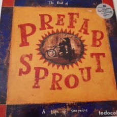 Discos de vinilo: PREFAB SPROUT - THE BEST OF PREFAB SPROUT - HOLLAND LP 1992 - COMO NUEVO.. Lote 176403690