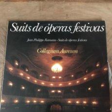 Discos de vinilo: SUITS DE ÓPERAS FESTIVAS. Lote 176404082
