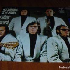 Discos de vinilo: LOS ROMEROS DE LA PUEBLA - SINGLE - PEDIDO MINIMO 6 EUROS. Lote 176412737