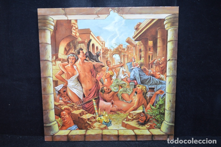 SODOM - MORTAL WAY OF LIVE - 2 LP (Música - Discos - LP Vinilo - Heavy - Metal)