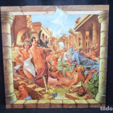 Discos de vinilo: SODOM - MORTAL WAY OF LIVE - 2 LP . Lote 176414283