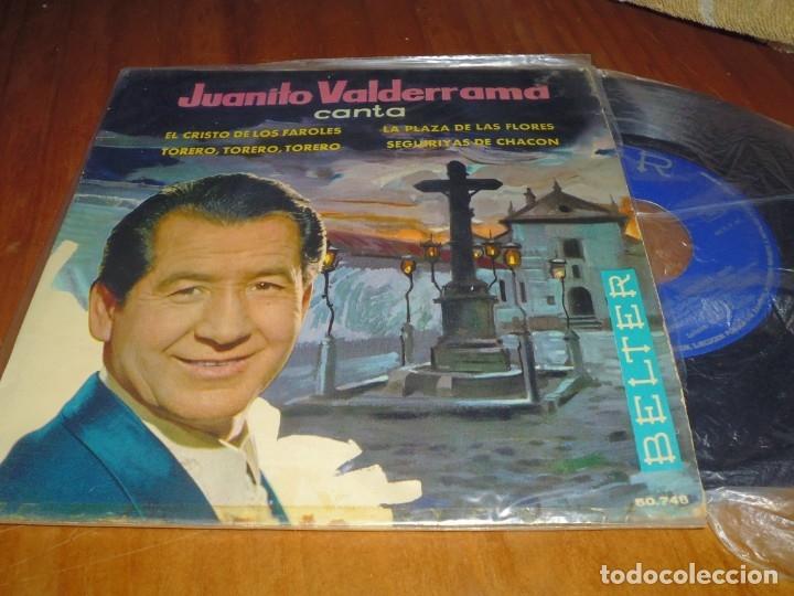 JUANITO VALDERRAMA - SINGLE - PEDIDO MINIMO 6 EUROS (Música - Discos - Singles Vinilo - Otros estilos)