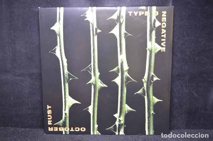 TYPE O NEGATIVE - OCTOBER RUST - 2 LP (Música - Discos - LP Vinilo - Heavy - Metal)
