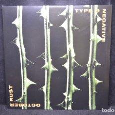 Discos de vinilo: TYPE O NEGATIVE - OCTOBER RUST - 2 LP . Lote 176415220