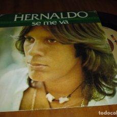Discos de vinilo: HERNALDO - SINGLE - PEDIDO MINIMO 6 EUROS. Lote 176416375
