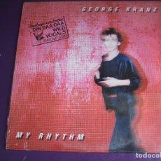 Discos de vinilo: GEORGE KRANZ LP VICTORIA PRECINTADO 1985 - MY RHYTHM - ITALODISCO ELECTRONICA DISCO POP . Lote 176422330