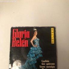 Dischi in vinile: GLORIA BELEN. Lote 176427083