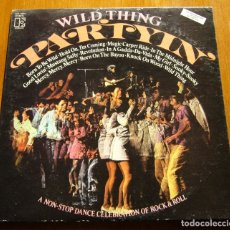 Discos de vinilo: WILD THING - PARTYIN' (ELEKTRA EKS-74059 - USA 1969) GARAGE PSYCH ORIGINAL LP PROMO. Lote 176437912