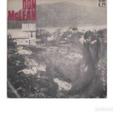 Discos de vinilo: VINILO - DON MCLEAN. Lote 176439682