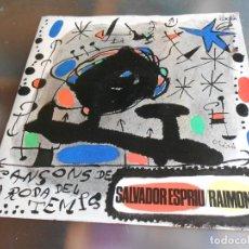 Discos de vinilo: RAIMON - CANÇONS DE LA RODA DEL TEMPS -, LP, CANÇÓ D´ALBADA + 12, AÑO 1966. Lote 176445422
