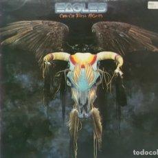 Dischi in vinile: EAGLES-ONE OF THESE NIGHTS-ORIGINAL ESPAÑOL 1975-MUY BUEN ESTADO-CONTIENE ENCARTE. Lote 176447640