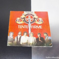 Discos de vinilo: TOTO ---- HOLD THE LINE & RETRAY ENDOME HOLD THE LINE***COL***---*( NM OR M- ). Lote 176448235