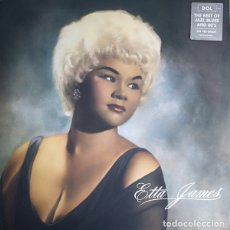 Discos de vinilo: ETTA JAMES * LP 180G HQ HEAVYWEIGHT * PRECINTADO!!. Lote 176460694