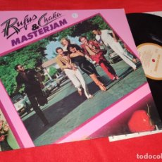 Discos de vinilo: RUFUS AND CHAKA MASTERJAM LP 1979 MCA EDICION AMERICANA USA. Lote 176464309