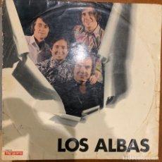 Discos de vinilo: LOS ALBAS – LOS ALBAS. Lote 176464873