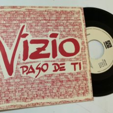 Dischi in vinile: SINGLE EP VINILO VIZIO PASO DE TI DE 1989. Lote 176466278