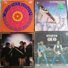 Discos de vinilo: LOTE LP VINILO DISCOS. Lote 176467077