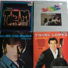 Discos de vinilo: LOTE DISCOS VINILO. Lote 176468165