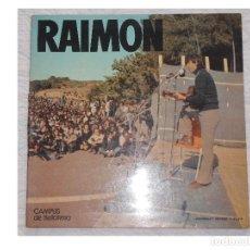 Discos de vinilo: LP - RAIMON. Lote 176468763