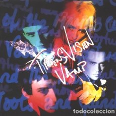 Discos de vinilo: TRANSVISION VAMP - LITTLE MAGNETS VERSUS THE BUBBLE OF BABBLE - LP 1991. Lote 176470185