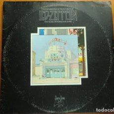 Discos de vinilo: 2 LP LED ZEPPELIN: THE SONG REMAINS THE SAME (1976). Lote 176475580