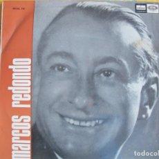 Discos de vinilo: LP - MARCOS REDONDO - ANTOLOGIA DE LA ZARZUELA (VER FOTO ADJUNTA, SPAIN, ODEON 1966). Lote 176479368