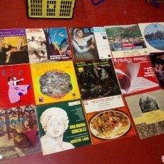 Discos de vinilo: SBJ LOTE 20 LP MÚSICA VARIADA CLÁSICA ZARZUELA ORQUESTA, DISCOS NO PROBADOS EN APARIENCIA ESTADO COR. Lote 176483683